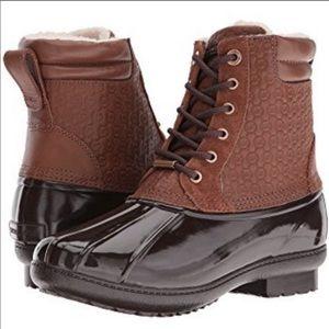 Michael Kors Easton duck boots